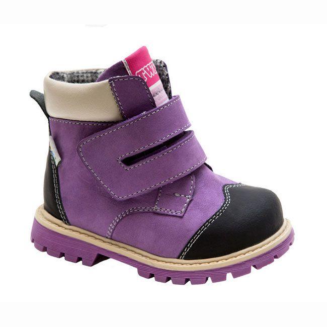 160f2e389 Twiki TW-320 фиолетовый – ортопедическая обувь для детей в Санкт ...