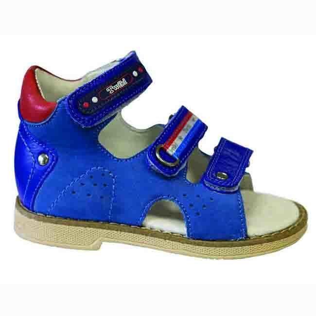 127f6b975 Twiki TW-123 синий – ортопедическая обувь для детей в Санкт ...